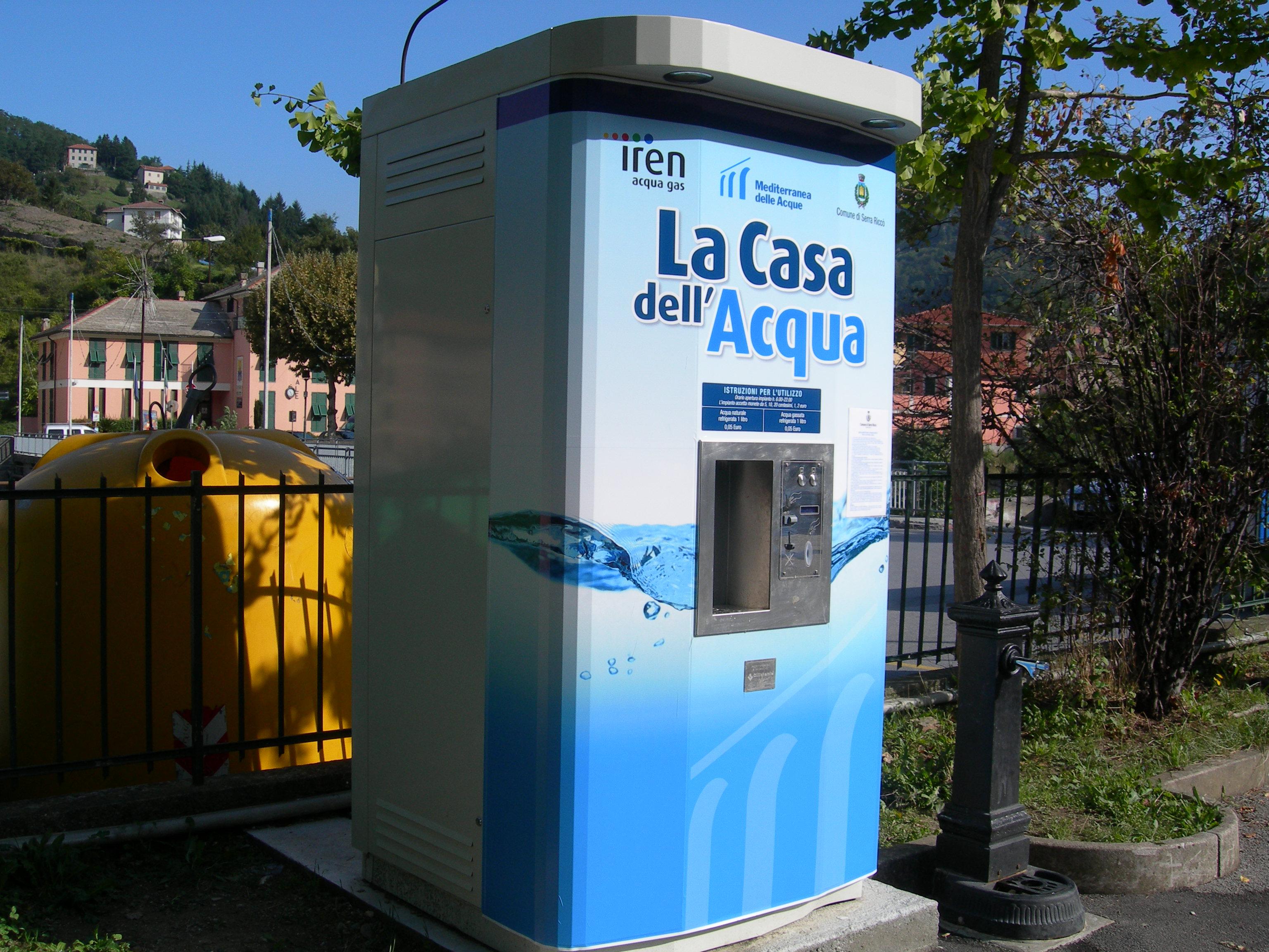 Acqua alla Spina a Nardò - Arriva la Delibera per 4 Distributori - Scopri Dove  Nardò Notizie